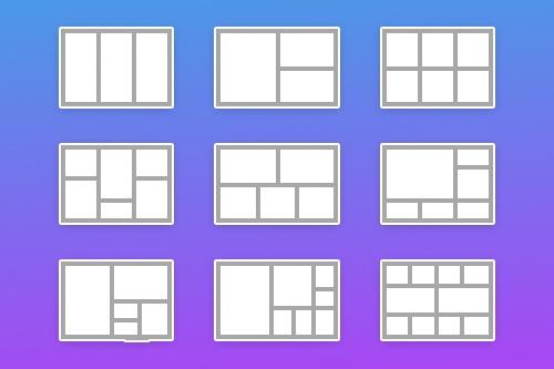 80+ Grid Layouts