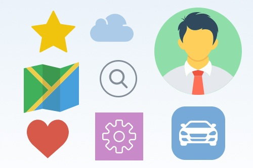 How to Use Icons In Web Design