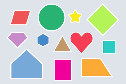 How To Use Various Shapes In Web Design
