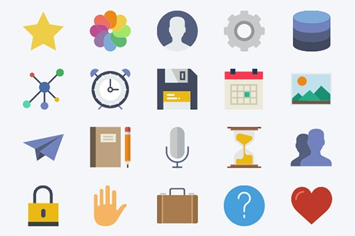 How to Use Icons To Implement Your Web Design Ideas