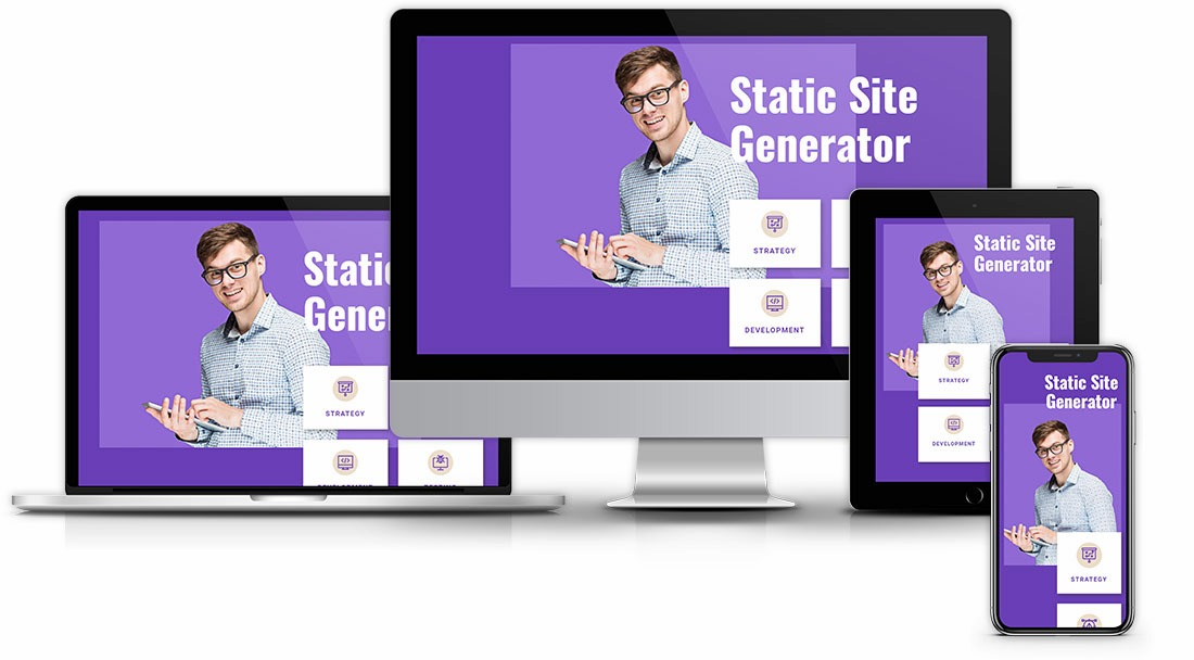Perfect Results With Website Generator On Any Device